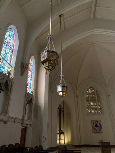 Mercy Center Chapel